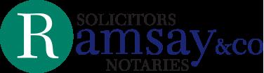Ramsay & Co Solicitors Logo