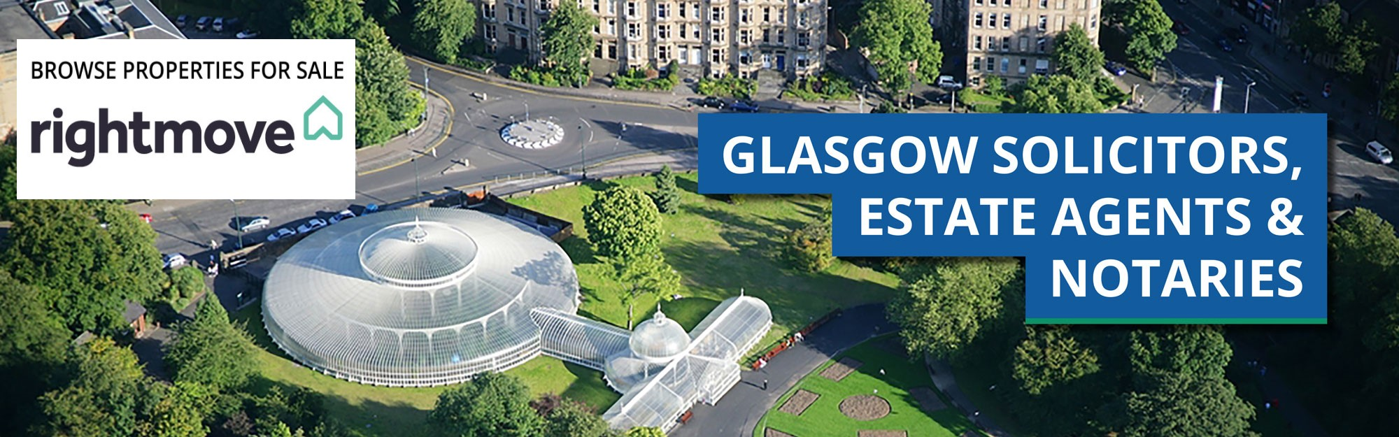 Glasgow Solicitors Estate Agents West End Maryhill